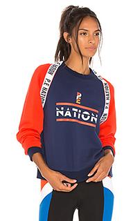 Свитшот the wembley - P.E Nation