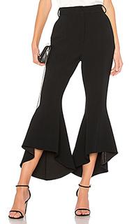 Расклешенные брюки st barts cropped - Rebecca Vallance