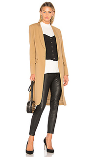 Пальто с узкими лацканами - Smythe