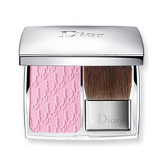 DIOR Румяна для лица Rosy Glow Garden Party Collection № 001 Petal, 7.5 г