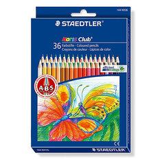Цвентные карандаши Noris Club, 36 цв. Staedtler