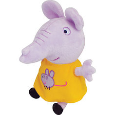 """Мягкая игрушка """"Эмили с мышкой"""", 20см, Свинка Пеппа Росмэн"""