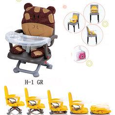 Стульчик для кормления H-1, Babies, Giraffe