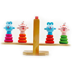 Весы Крош и Нюша, Мир деревянных игрушек МДИ