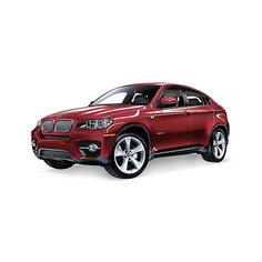 Модель машины 1:38  BMW X6, Welly