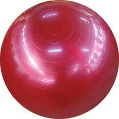 Мяч (фитбол) для занятий спортом, с системой анти-взрыв, 75 см, в комплекте с насосом, Ecos