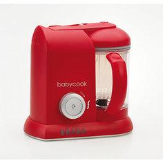 Блендер-пароварка Babycook, Beaba, SOLO RED BÉaba