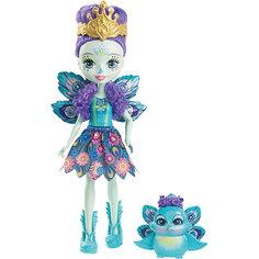 Кукла-павлин Enchantimals Пэттер Пикок Mattel