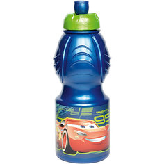 Бутылка пластиковая 400 мл., Тачки 3 Stor