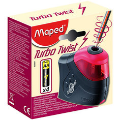 "Точилка Maped ""Turbo Twist"", электрическая 1 отверстие"