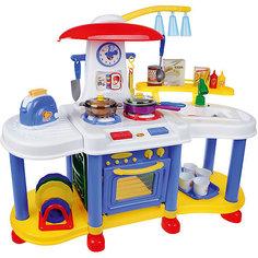 """Детская кухня Abtoys """"Помогаю маме"""", 30 предметов"""