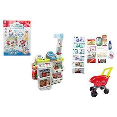 """Игровой набор Abtoys """"Помогаю маме"""" Супермаркет с аксессуарами"""