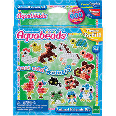 "Мозаика из бусин Aquabeads ""Забавные животные"", 600 бусин Epoch Traumwiesen"