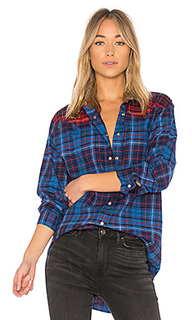 Рубашка flannel - Tommy Hilfiger