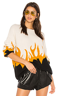 Свитер fired up - Wildfox Couture