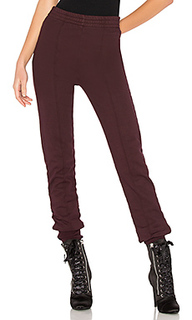 Трикотажные брюки с защипами - YEEZY