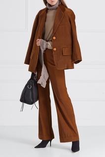 Вельветовые брюки Tessel Сord Acne Studios