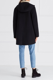 Пальто из шерсти и кашемира Cami Double Acne Studios