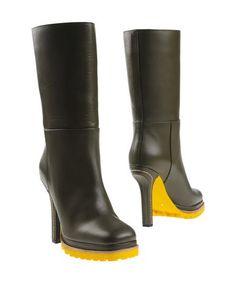 Полусапоги и высокие ботинки Marni