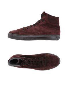 Высокие кеды и кроссовки Corneliani ID