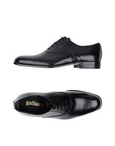 Обувь на шнурках Galliano