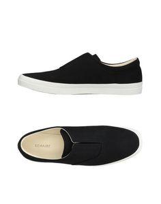 Низкие кеды и кроссовки Lemaire
