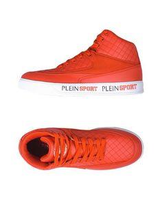 Высокие кеды и кроссовки Plein Sport