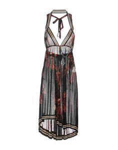 Платье длиной 3/4 Jean Paul Gaultier Maille Femme