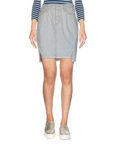 Джинсовая юбка Tommy Hilfiger Denim