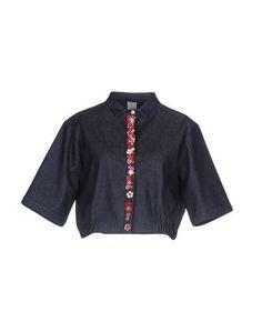 Джинсовая рубашка Co Te