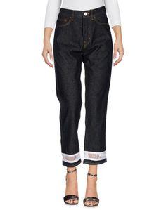 Джинсовые брюки Virginia Bizzi