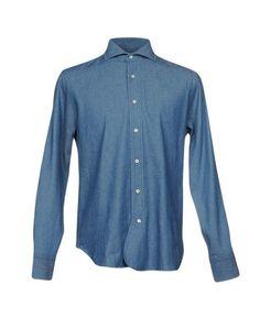 Джинсовая рубашка Doppiaa