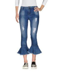 Джинсовые брюки-капри Vanessa Scott