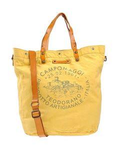 Сумка на руку Campomaggi