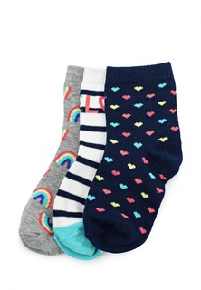 Комплект носков 3 пары Gap