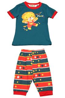Комплект: футболка, бриджи Kidly
