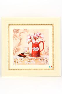 "Постер ""Тюльпаны в вазе"" F.A.L"