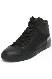 Высокие кроссовки на шнуровке Tommy Hilfiger
