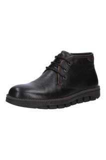 Ботинки на молнии и шнурках MARIO PONTI