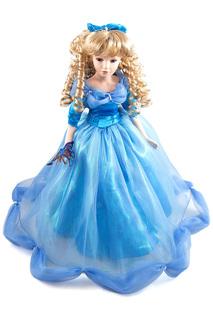 """Кукла """"Сильвия"""" Русские подарки"""