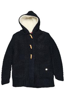 Пальто вязаное Gaudi