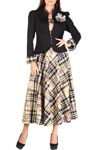 Комплект: жакет, платье Mannon