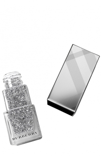 Лак для ногтей, оттенок Silver Glitter Burberry