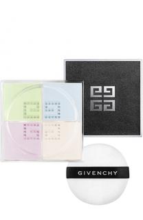 Рассыпчатая пудра для лица Prisme Libre, оттенок пастельный муслин Givenchy