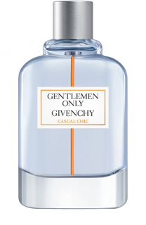 Туалетная вода Gentlemen Only Casual Chic Givenchy