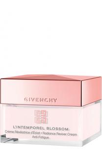 Крем для сохранения молодости и сияния кожи L`Intemporel Blossom Givenchy