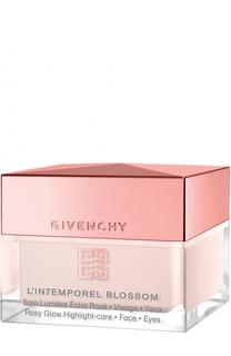 Активатор сияния для лица и кожи вокруг глаз L`Intemporel Blossom Givenchy
