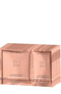 Набор масок Lintemporel: Маска для лба и скул + Маска для овала лица Givenchy
