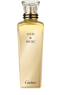 Парфюмерная вода Les Heures Voyageuses Oud&Musc Cartier
