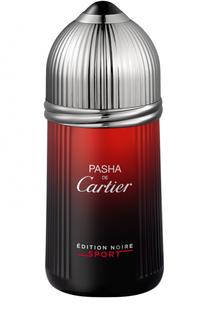 Туалетная вода Pasha Edition Noire Sport Cartier